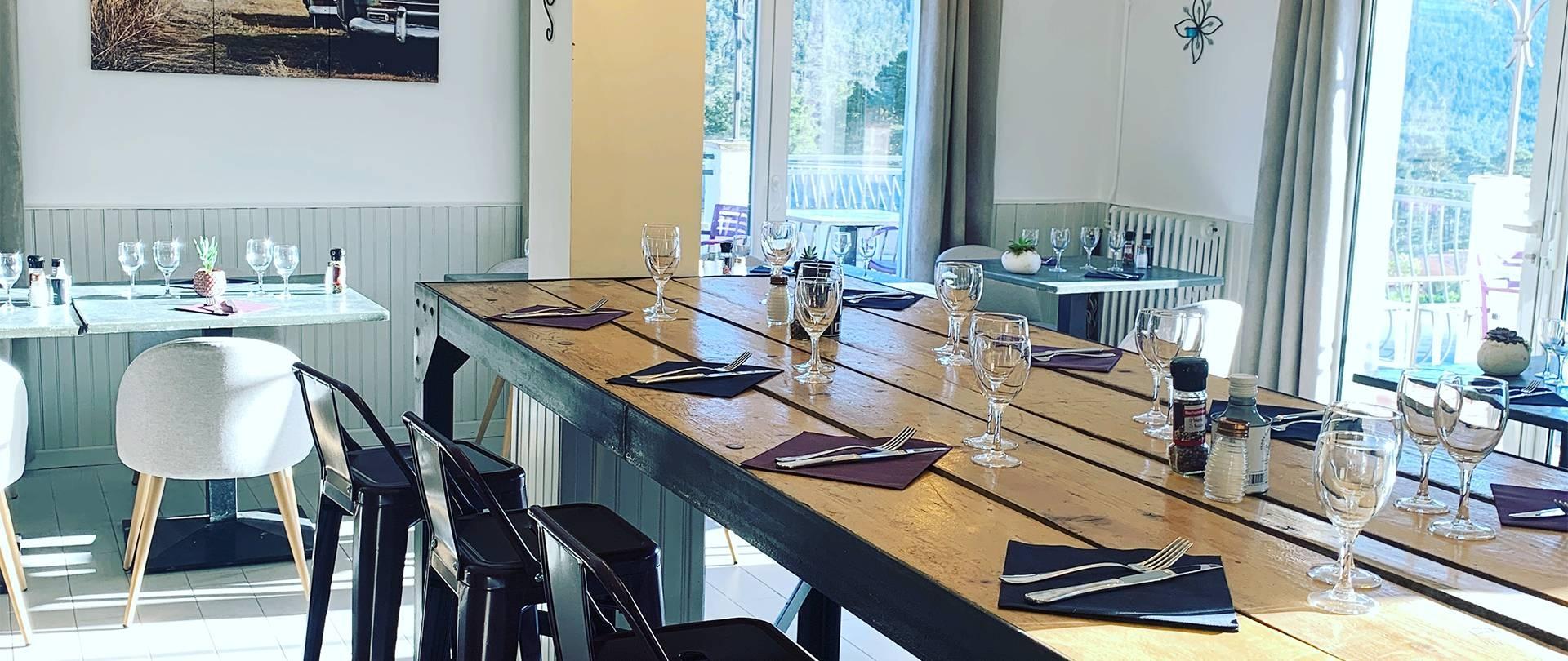 Auberge de Seranon - Restaurant Séranon